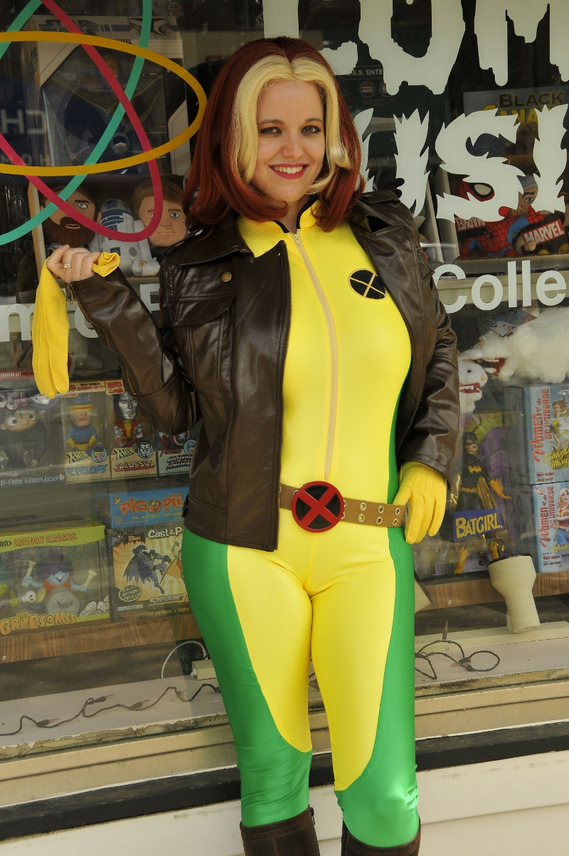 X-Men Rogue Costume
