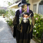 Witch & The Calderon Costumes