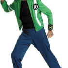 Ben 10 Alien Force Child Costumes