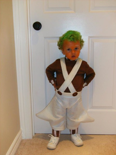 My son Jackson is a little short for his age and I wanted to come up with a costume that would suit him which is how I came up with the Oompa Loompa ...  sc 1 st  Costume Pop & Oompa Loompa Costumes | Costume Pop | Costume Pop