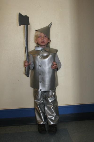 How to make a tin man costume costume pop costume pop for How to make a tin man out of cans