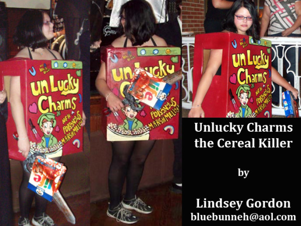 Unlucky Charms The Cereal Killer Costumes Costume Pop