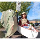 Fish and Fisherman Costumes