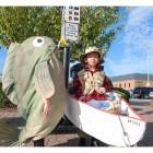 Fish and Fisherman Costumes