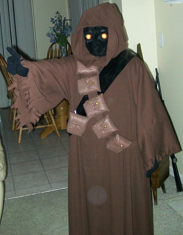 Jawa Costume
