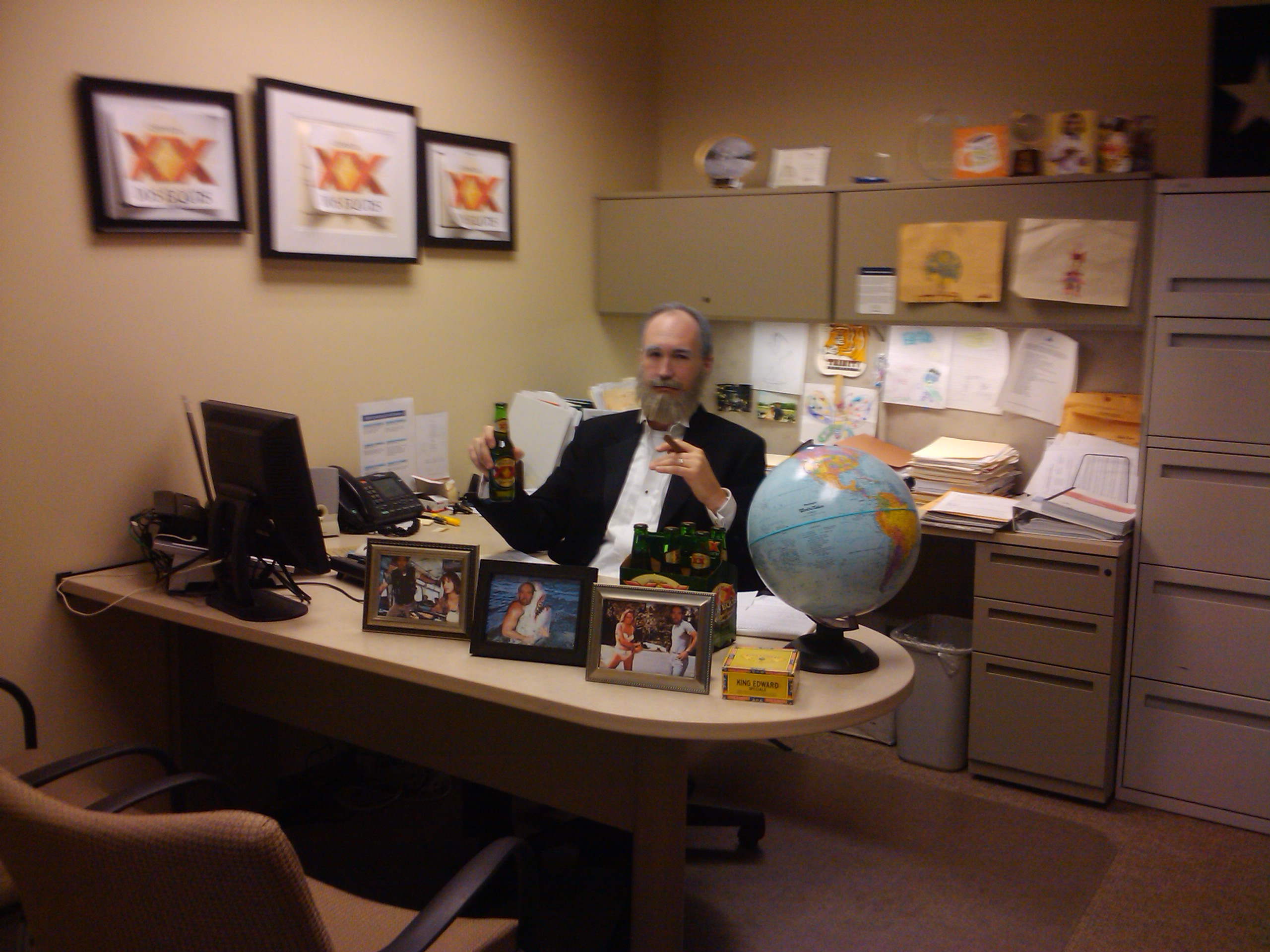 The Most Interesting Man in the World costumes