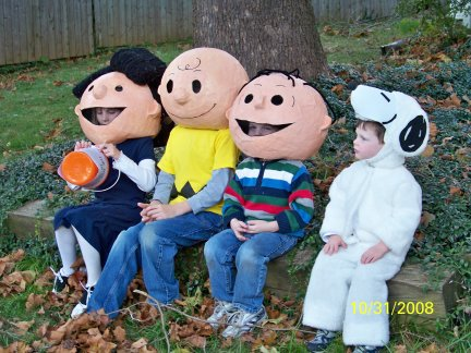 peanuts gang1