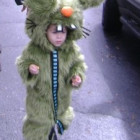 Toxic Zombie Rabbit Costumes