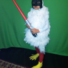 The Jedi BatChicken Costumes