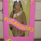 Pocahontas Barbie in a Box Costumes