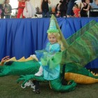 The Princess and her Dragon Costumes