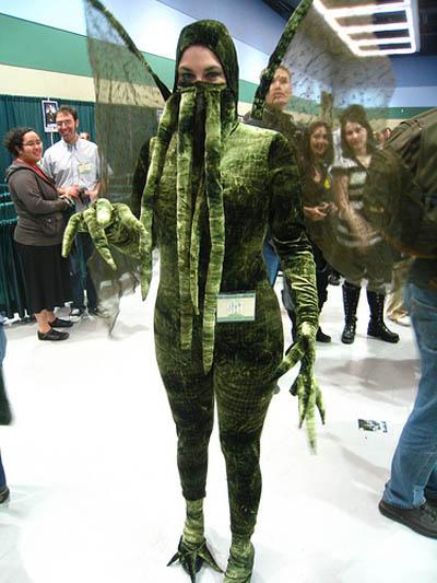 Cthulhu-Costume