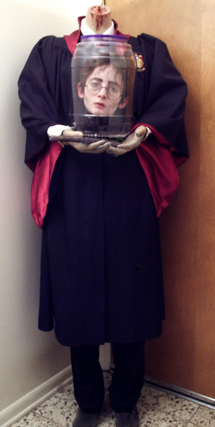 If the Big 10 Schools Were Harry Potter Characters   Her ...  Harry Potter Headless Body