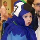 baby blue parrot costumes - costumepop