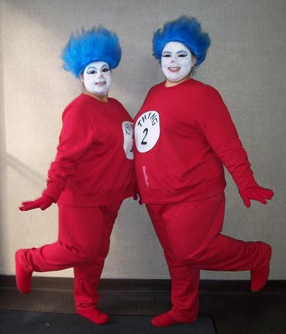 sc 1 st  Costume Pop & Thing 1 and Thing Costumes2 | Costume Pop