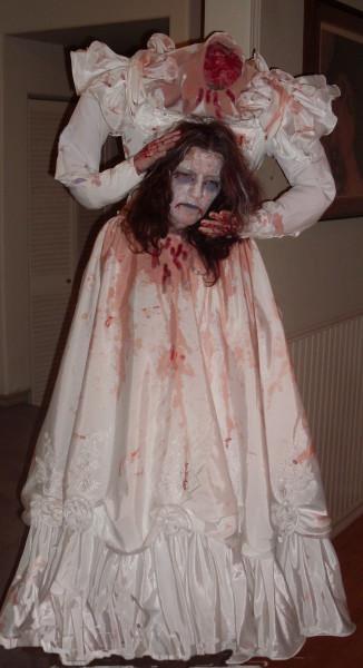 Headless Bride Costumes Costume Pop