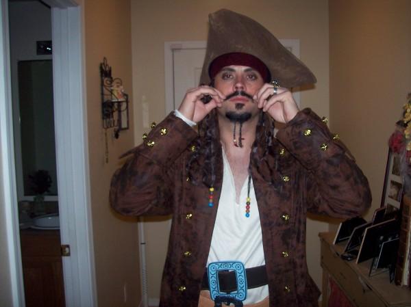 Captain Jack Sparrow Costumes Costume Pop