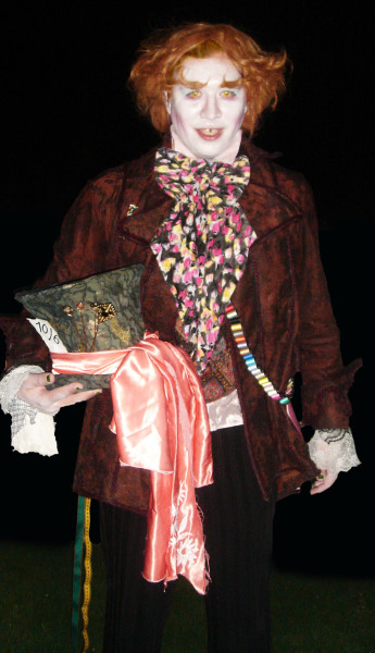 Tim Burton's Mad Hatter Costumes | Costume Pop  Mad