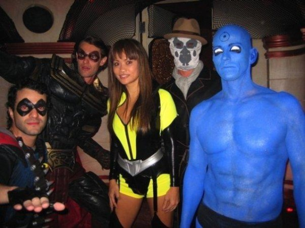 The Watchmen Group Costumes Costume Pop