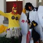 Surf's Up - Cody Maverick, Chicken Joe, and Big Z Costumes