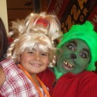 The Grinch & Cindy Lou Who Costumes