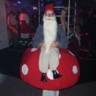 Gnome on Mushroom Costumes
