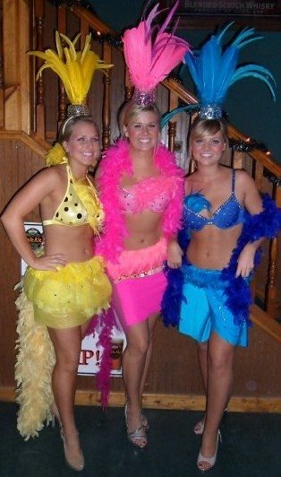 Show Me Showgirls Costumes