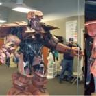 ABC War Robot from Judge Dredd Costumes