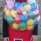 Haunted Gumball Machine Costumes