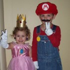 mario and princess peach costumes - costumepop