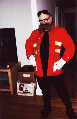 Dr. Eggman Costume from Sonic the Hedgehog - CostumePop