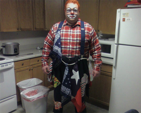 A Rodeo Clown costume may look a bit silly but bull fighting is serious business.  sc 1 st  Costume Pop & Rodeo Clown Costumes | Costume Pop