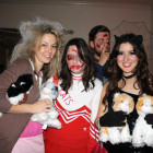 Simpsons Crazy Cat Lady Costumes