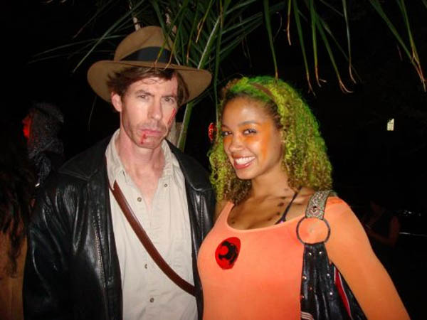 Indiana Jones and Cheetara Costumes