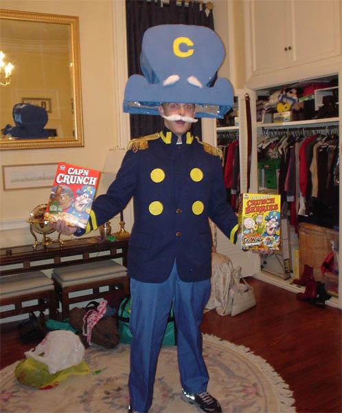 Cap\'n Crunch Costumes | Costume Pop | Costume Pop