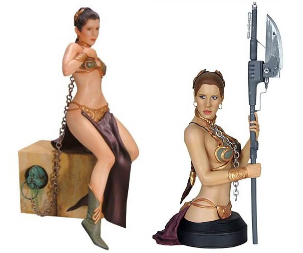 The Hottest Princess Leia Stuff