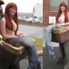 Kidnapped Mermaid Costume Tutorial Costumes