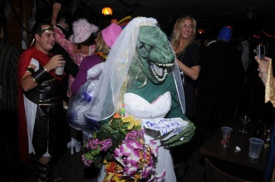 bridezilla costume