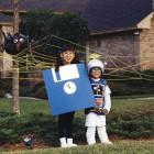 Floppy Disk Costumes