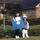 Floppy Disk Costumes