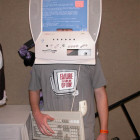 Blue Screen of Death Computer Costumes