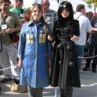 TARDIS and Dalek-Sec Doctor Who Costumes