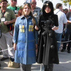 TARDIS and Dalek-Sec Doctor Who Costumes