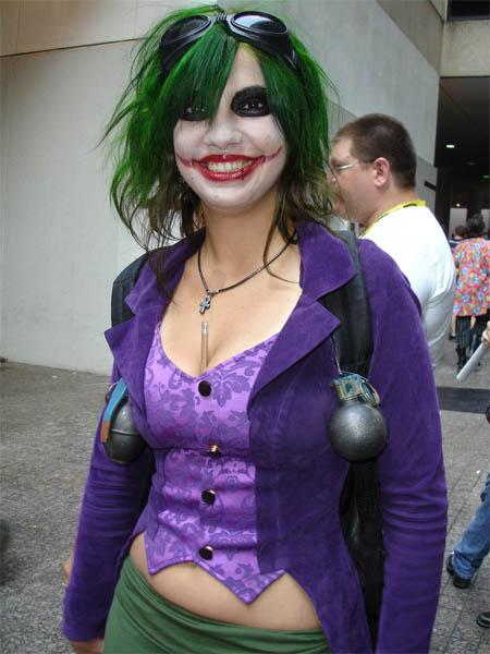 The girl joker costume ...  sc 1 st  Costume Pop & Girl Joker Costumes | Costume Pop