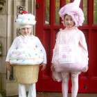 Cupcake and Cotton Candy Costumes