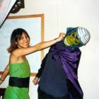 Buttercup and Mojo Jojo Powerpuff Girls Costumes