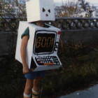 1981 Computer Costumes