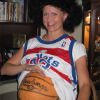 Pregnant Basketball Player Costumes