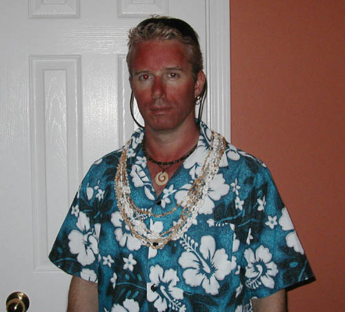Sunburned Beach Bum Costumes | Costume Pop