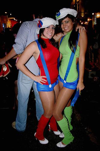 Super Mario Costumes - Super Mario Brothers Costumes